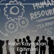 insan kaynakları danışmanı, insan kaynakları eğitimi